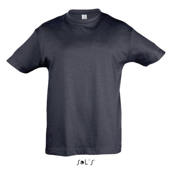 Camiseta Regent Kids Niño Sols - Azul Marino