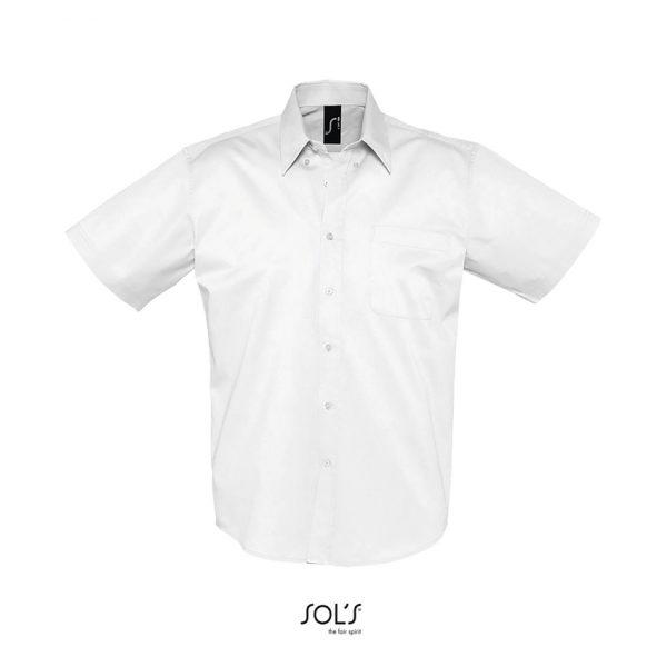 Camisa Brooklyn Hombre Sols - Blanco