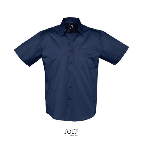 Camisa Brooklyn Hombre Sols - French Marino