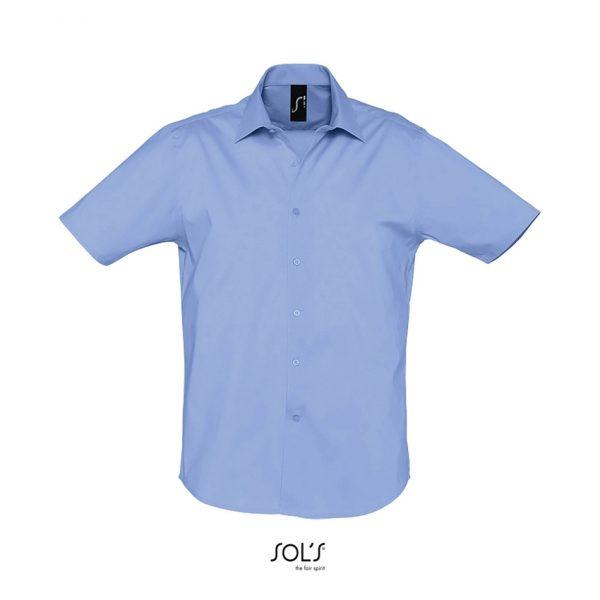 Camisa Broadway Hombre Sols - Cielo Claro