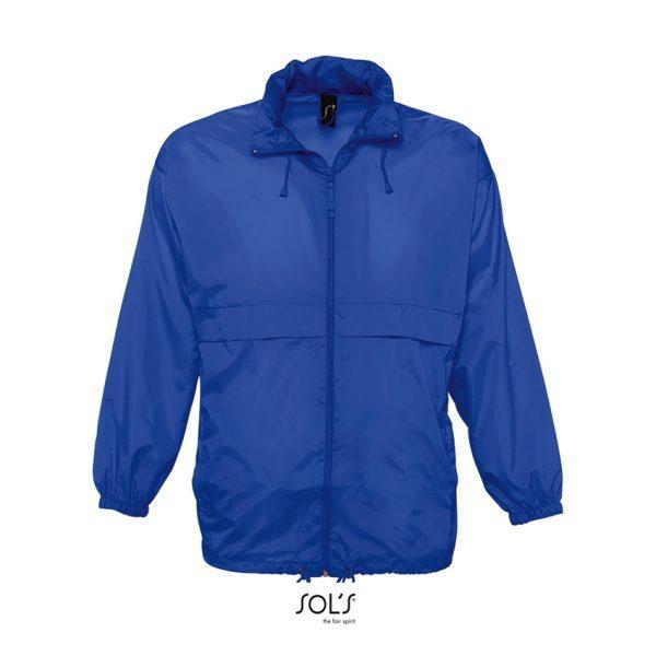 Cortaviento Surf Unisex Sols - Azul Royal