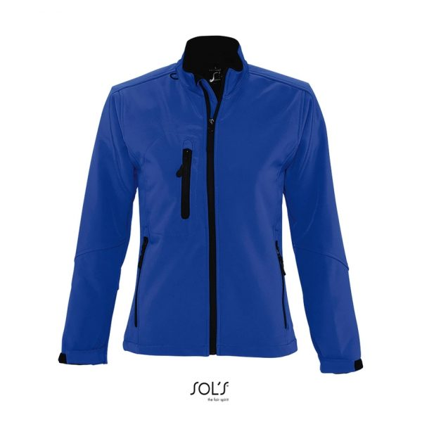 Chaqueta Roxy Mujer Sols - Azul Royal