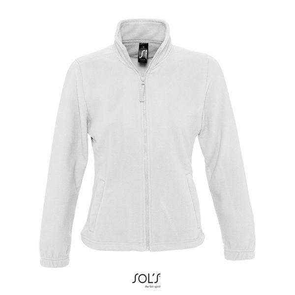 Chaqueta North Women Mujer Sols - Blanco