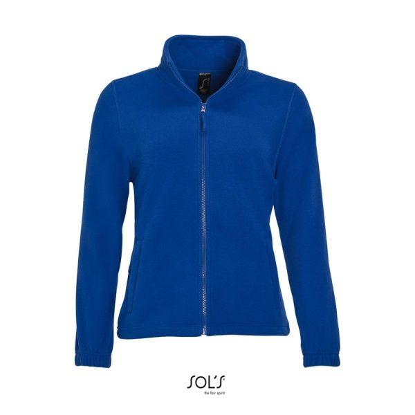 Chaqueta North Women Mujer Sols - Azul Royal