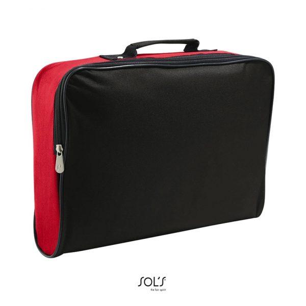 Bolsa College Unisex Sols - Rojo