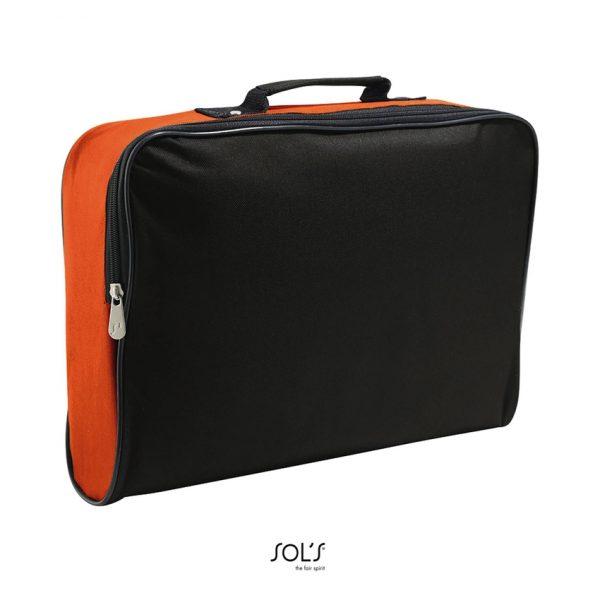 Bolsa College Unisex Sols - Naranja