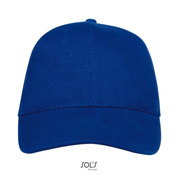Gorra Buffalo Unisex Sols - Azul Royal