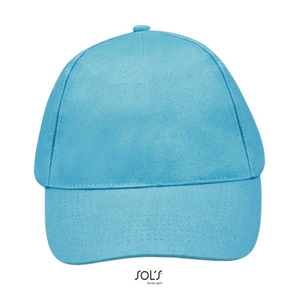 Gorra Buzz Unisex Sols - Azul Atolón