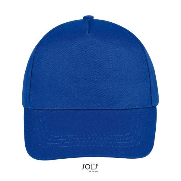 Gorra Buzz Unisex Sols - Azul Royal