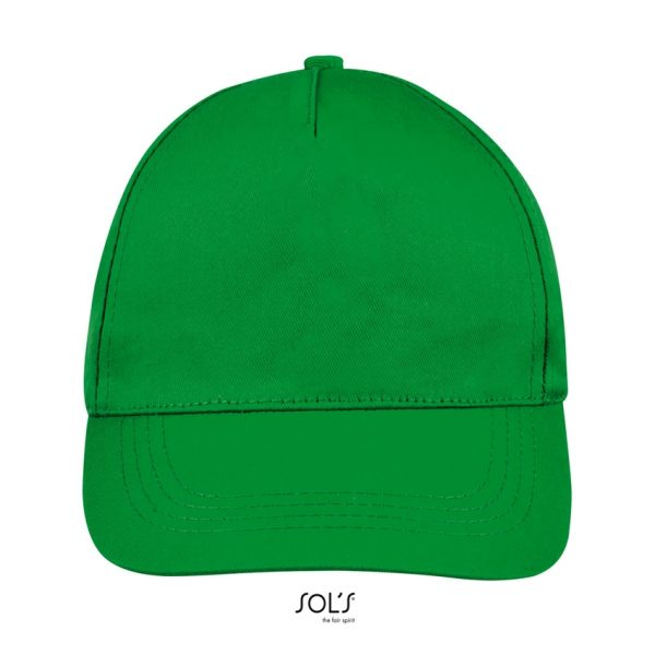 Gorra Buzz Unisex Sols - Verde Pradera