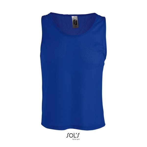 Peto Anfield Unisex Sols - Azul Royal