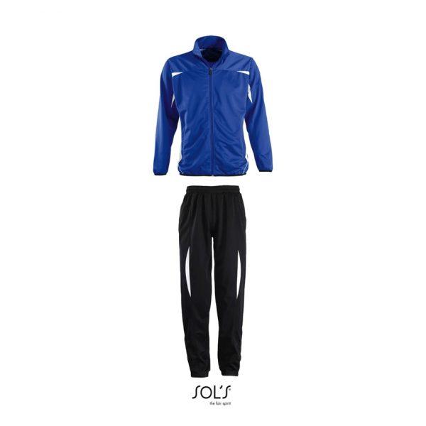 Chandal Camp Nou Hombre Sols - Azul Royal-Blanco / Azul Marino