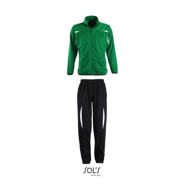 Chandal Camp Nou Hombre Sols - Verde Flash-Blanco / Negro