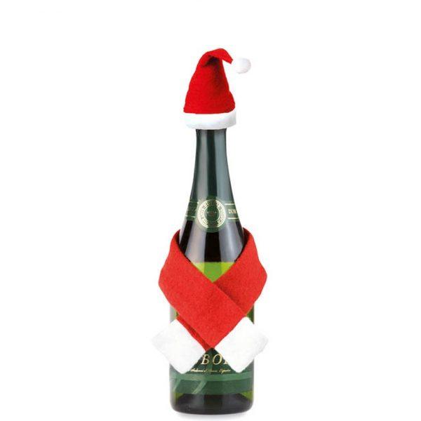 Set Botellas Douki Makito - Rojo