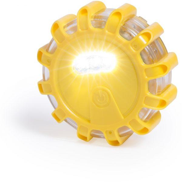 Luz Emergencia Trend Makito - Amarillo