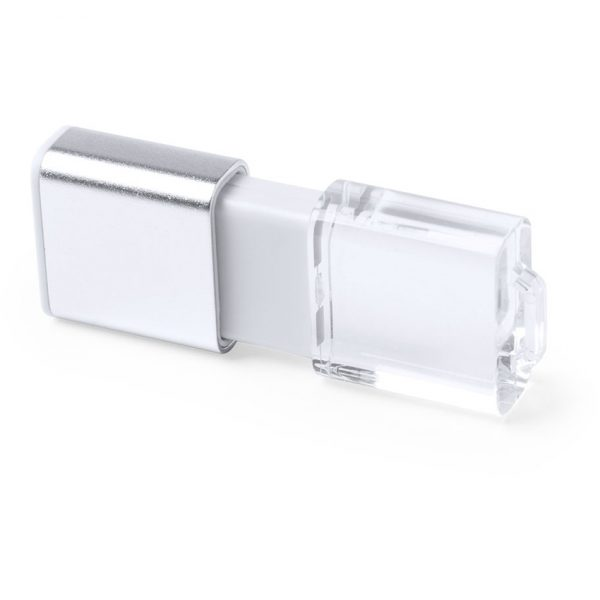 Memoria USB Rantix 16Gb Makito - Blanco