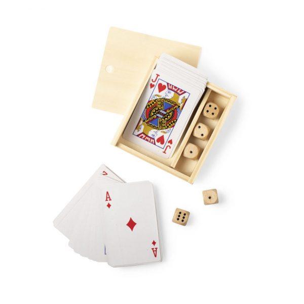 Set Juegos Pelkat Makito -