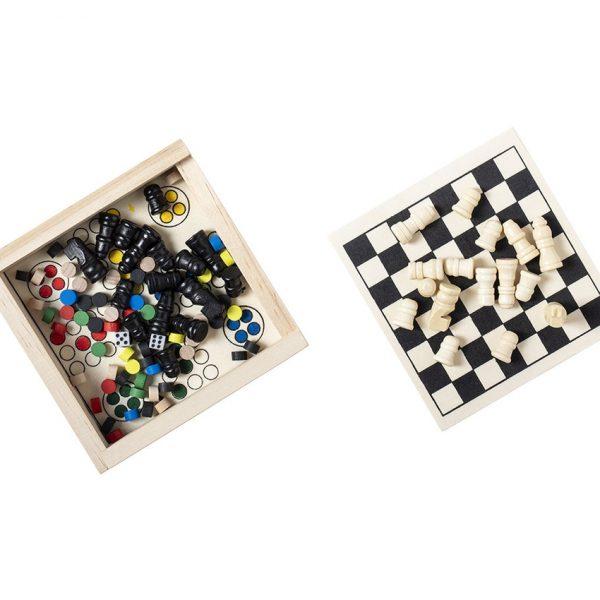 Set Juegos Parchess Makito -