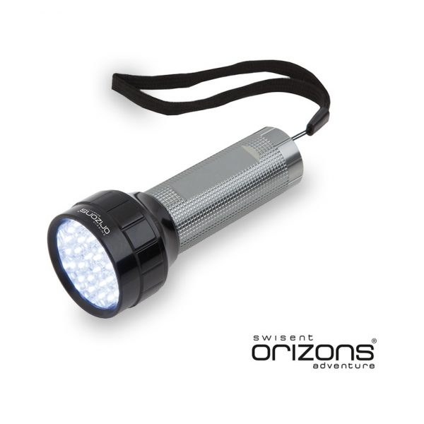 Linterna Norfolk Orizons - Negro
